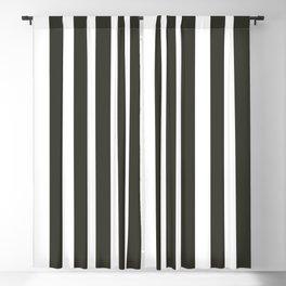 Roisin Simple Basic Striped Pattern  Blackout Curtain