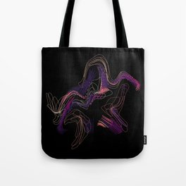 The Inquiring Apparition Tote Bag