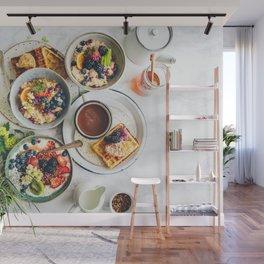 Beautiful Food by Brooke Lark Wall Mural
