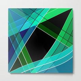 Abstract pattern 8 Metal Print
