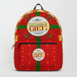 Indescribable GIFT! Backpack