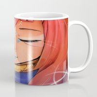 celestial Mugs featuring Celestial by Alterant