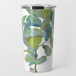 Fiddle Leaf Fig Tree Travel Mug