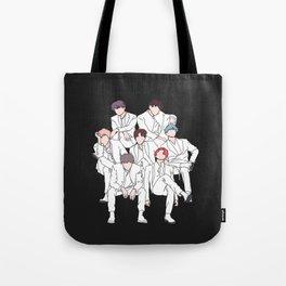 Bangtan Dionysus Tote Bag