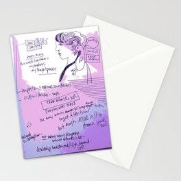 A Friend of the Truth Stationery Cards