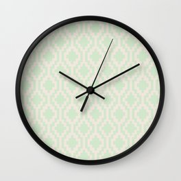 Mapuche Key Lime Pie Wall Clock