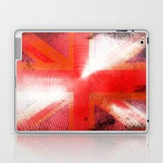 God save the Union Jack Laptop & iPad Skin
