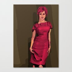 Joan Canvas Print