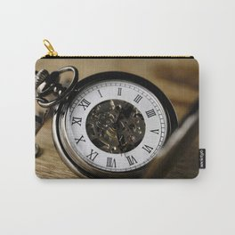 Timeless Time Carry-All Pouch