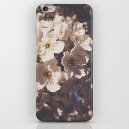 Crap Apple Blossoms iPhone Skin