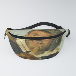"""Frans Hals """"Fisherman playing the violin"""" Fanny Pack"""