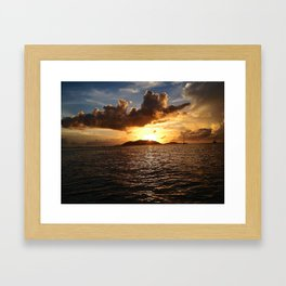 Jost II Framed Art Print