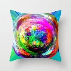 marble III Throw Pillow