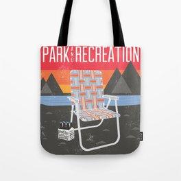 Park & Recreation Tote Bag