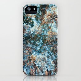 look up 02 iPhone Case