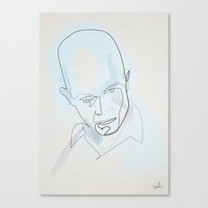 Oner Line T1000 Canvas Print