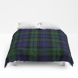BLACK WATCH TARTAN Comforters