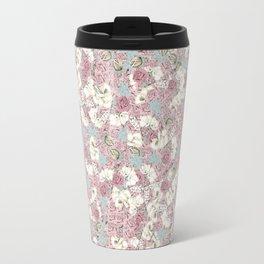 Rosas Travel Mug