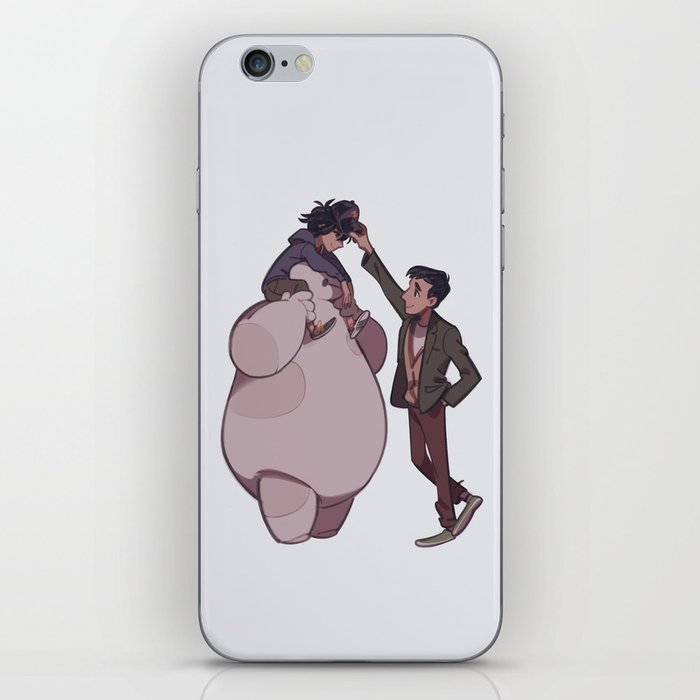 Live With Me Forever Now iPhone Skin