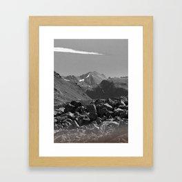 WF Framed Art Print