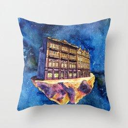 Hotel Luks, Stalingrad Throw Pillow