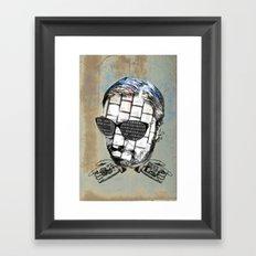 R.K.PRINT Framed Art Print