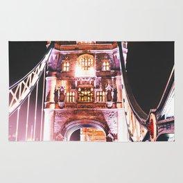 tower bridge in London Rug
