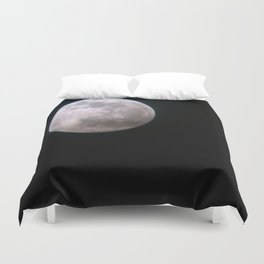 Once in a Full Moon Duvet Cover