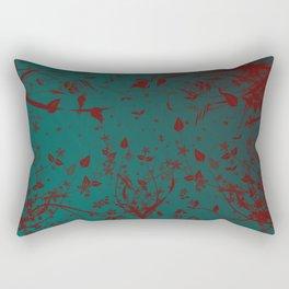 Flowers of Times Rectangular Pillow