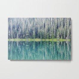 Joffre Lake, Canada Metal Print