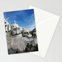 Rushmore Gundam Stationery Cards