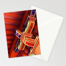 Structure of Kyoto Stationery Cards