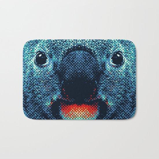 Koala - Colorful Animals Bath Mat