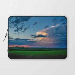 Montana Sunset Laptop Sleeve
