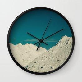 biancoazzurro Wall Clock