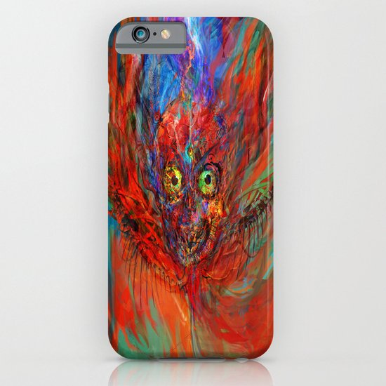 When soul leaves the body iPhone & iPod Case