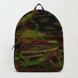 Hallucinogenic Knockwurst 8 Backpack