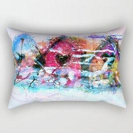 A Home For All Seasons Rectangular Pillow
