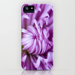 Purple Claws iPhone Case