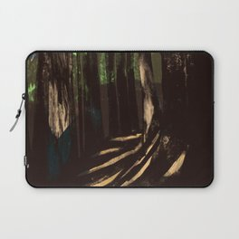 Path Through the Redwoods Laptop Sleeve