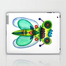 Dragonfly Moth Laptop & iPad Skin