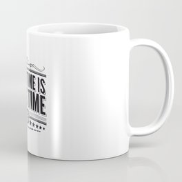 Every time is Boss time (Springsteen tribute) Coffee Mug