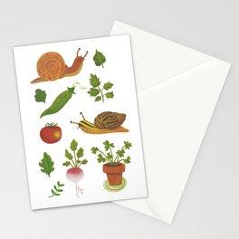 L'orto è un giardino Stationery Cards