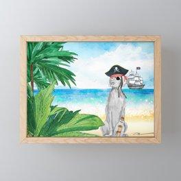 JACK SILVER Framed Mini Art Print