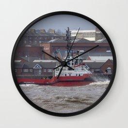 Smit Barbados Tug Wall Clock