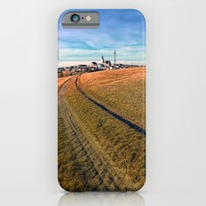 On the way to the village center | landscape photography iPhone 6s Slim Case