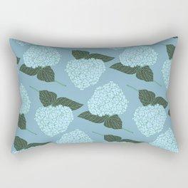 Hydrangea Rectangular Pillow