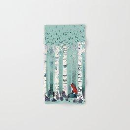 The Birches Hand & Bath Towel