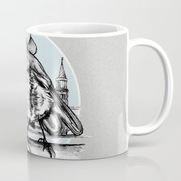 Berlin Sparrow Coffee Mug