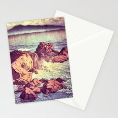 Stopping by the Shore at Uke Stationery Cards